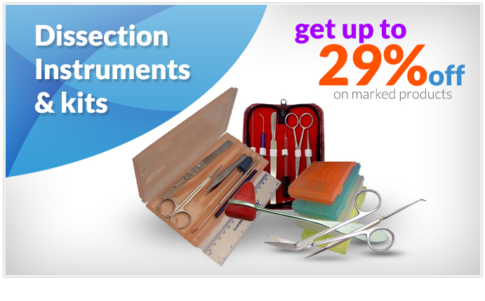 Dissection Instruments & Kits