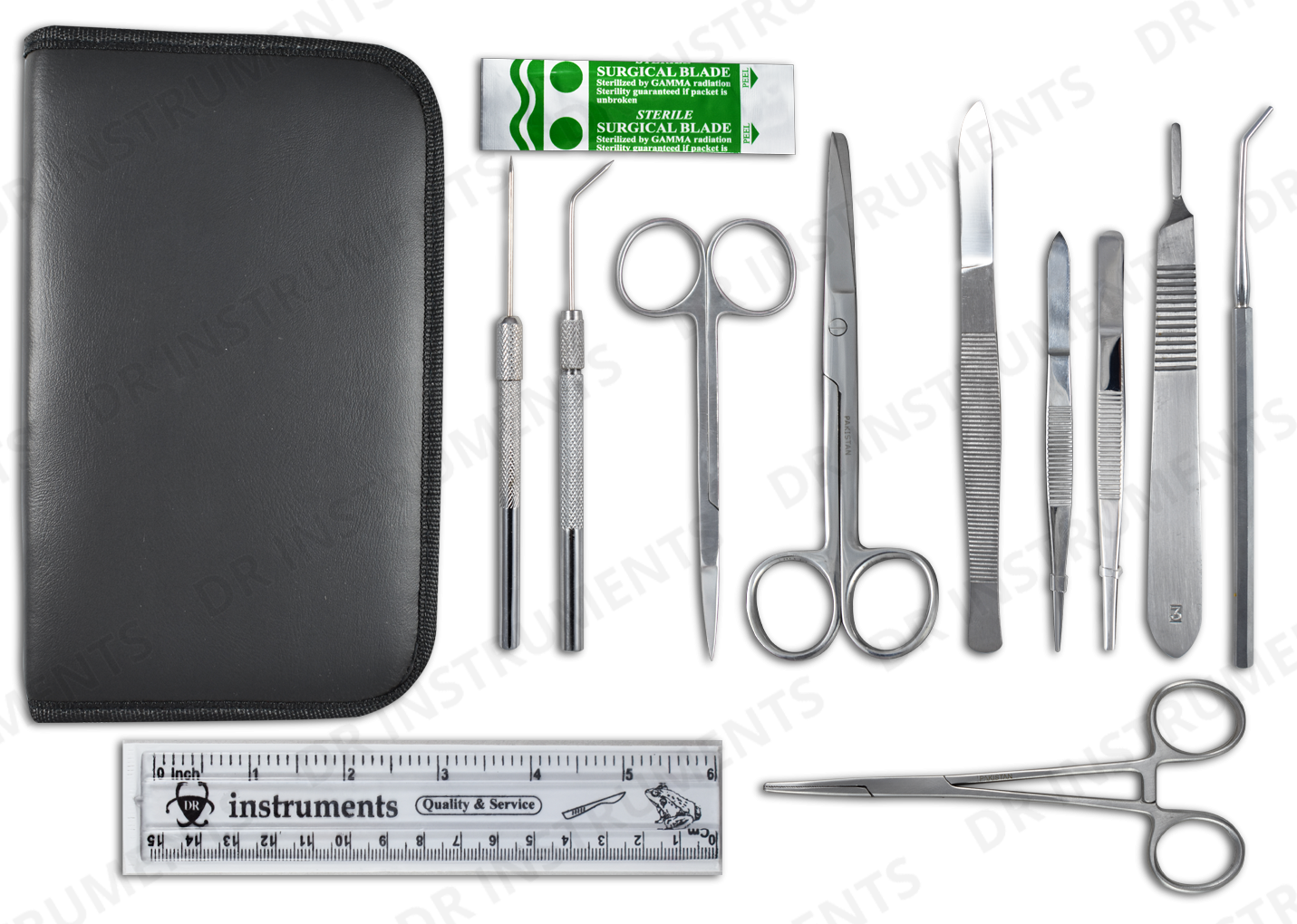 Med Student Anatomy Dissection Kit  - 10GSM