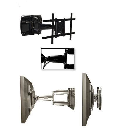 Articulating Wall Arm For 32  - 50  Screens