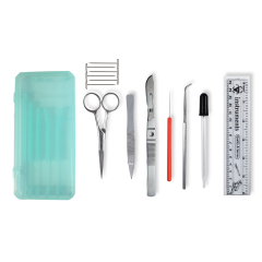 Precision Dissection Kit w/ T-pins - 61936PCT