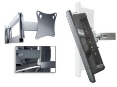 Articulating Wall Arm Mount For 10  - 22  Screens