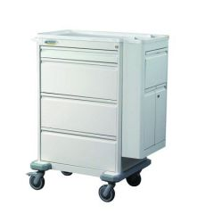 Homeed-preferred Puch Card Medication Cart