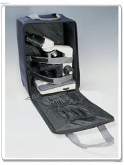 Microscope and accessory carrying Nylon Case