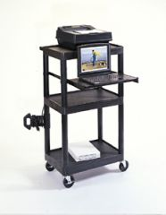 Stand Up Lap Top Station