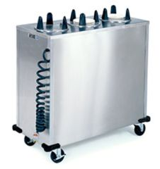 Heated Mobile Cabinet