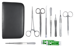 Veterinary Student Dissection Kit for First Year Veterinary School Students