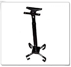 Universal LCD Projector Mount - Adjustable